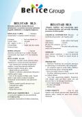 belstap bls - Belice Kimya