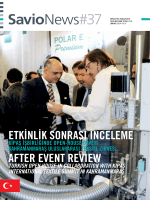 The new winder POLAR/E PREMIUM was presented during