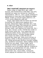 Dr. Enver Oren - Islam Alimleri Ansiklopedisi 09 Cilt_kindle