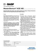 MasterGlenium® ACE 450 (Eski adı GLENIUM® ACE