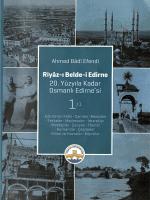 Riyâz-ı Belde-i Edirne 1-1 Cilt