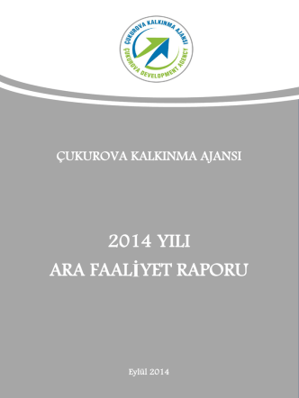 2014 yılı ara faal iyet raporu