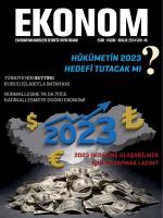 Ekonom Dergisi - Ekonomi Muhabirleri Derneği