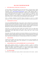 Genel Bilgiler, Temel İlke ve Kurallar