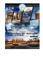 Sempozyum Sekreteri - Bitlis Eren Üniversitesi