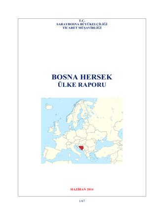BOSNA HERSEK - Counsellor Web Sites