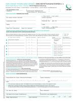 Almanya Üyelik Başvuru Formu Download