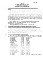 Kocaeli İl Bilgileri - Teiaş 5. İletim Tesis ve İşletme Grup Müdürlüğü