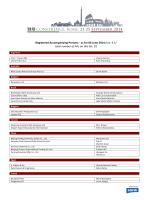 AP List Rome as for 06.06.2014 rev. 4.1