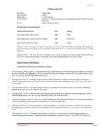 CV Özgür Eren Page 1 CURRICULUM VITAE Full Name