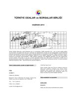 2014 Haziran - Kayseri Ticaret Odası