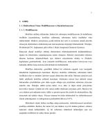 1 1. GİRİŞ 1. 1. Elektrotların Yüzey Modifikasyonu ve