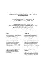 G18NiMoCr3-6 Kalitedeki Kalın Kesitli Test