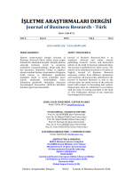 Editorial Board - Journal Of Business Research