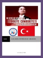 ULUSAL MEDİKAL KURTARMA EKİPLERİ