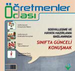 indir - Öğretmenler Odası Dergisi