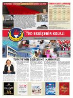 sayfa - TED ESKİŞEHİR KOLEJİ