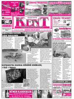 27-12-2014 Tarihli Kent Gazetesi