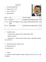 YÜKSEKÖĞRETİM KURULU - Mevlana Üniversitesi Eğitim Fakültesi