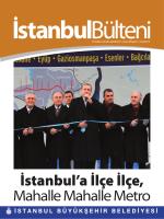 Ocak 2014 - İstanbul Büyükşehir Belediyesi