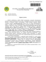 Disiplin Soruşturmaları - Personel Daire Başkanlığı