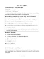 Sayfa 1 / 11 KULLANMA TALİMATI TOPAMAX Sprinkle 15 mg