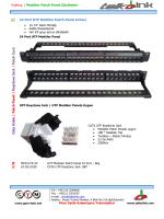 Telkolink | Modüler Patch Panel Çözümleri