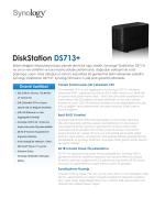 DiskStation DS713+