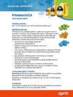 Primamycin/LA