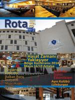 Nisan Rotalife Dergi