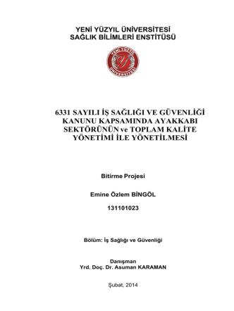 BİTİRME ÖDEVİ-EMİNE ÖZLEM BİNGÖL