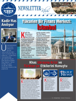 İstanbul - Kadir Has Üniversitesi