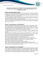 Teknik Şartname - İpekyolu Kalkınma Ajansı