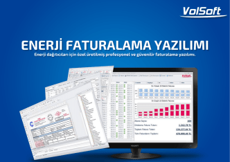 broşür - VolSoft Yazılım Logo