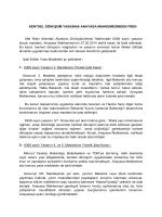 Kentsel Dönüşüm Yasasına Anayasa Mahkemesinden Fren