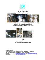 Basınç Vakum Ventili kesiti için BVV