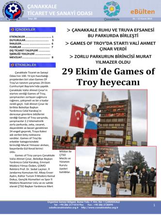 80.Kasım 2014-1 - Çanakkale Ticaret ve Sanayi Odası