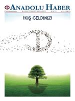 HOŞ GELDiNiZ! - Anadolu Haber Gazetesi