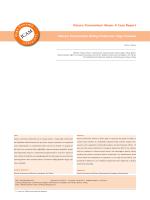 Datura Stramonium Abuse: A Case Report Datura Stramonium