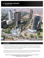 E-Brochure... - Wyndham Grand İstanbul Levent