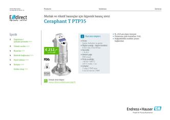 Ceraphant T PTP35 (PDF 2,08 MB) - E-direct