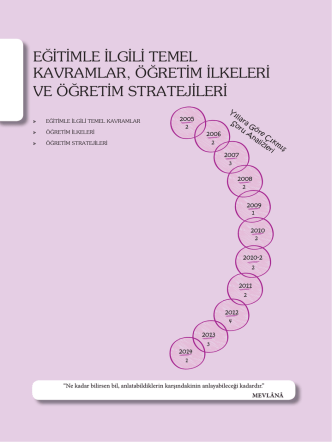 2. Öğretim İlke ve Yöntemleri 2015 - 304 sayfa