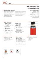 YXC8VZ3V (TSE) 2XSEYFGY (IEC)