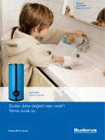 Sudan daha değerli olan nedir? Temiz sıcak su.