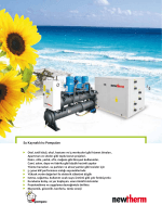 Su Kaynaklı Isı Pompaları - Verimli Enerji Sistemleri