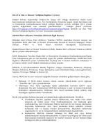 Markaların Uluslararsı Tescilleriyle İlgili Madris Anlaşma ve Protokolü