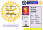 Temmuz 2014 Bülten No:1 - ankara bahçelievler rotary kulübü