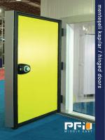 menteşeli kapılar / hinged doors
