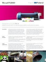 BN-20 Broşür - OTS Dijital Baskı Çözümleri