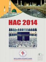 EK-2. 2014 Yılı Hac Broşürü